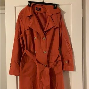 Gallery Rain trench coat